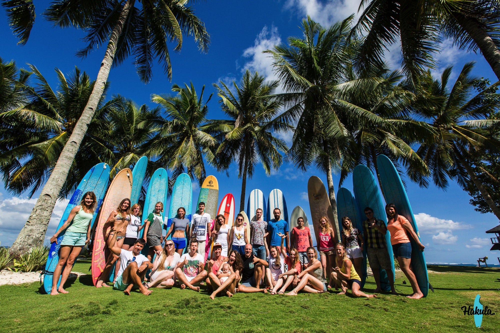Серфинг школа на Филиппинах, Сиаргао